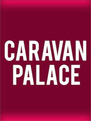 Caravan Palace at Terminal 5