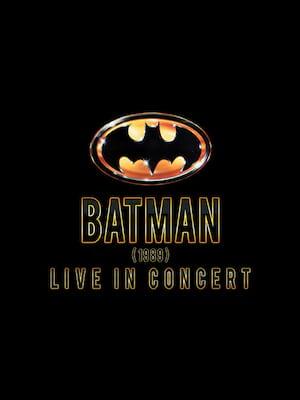 Oregon Symphony - Batman in Concert Poster