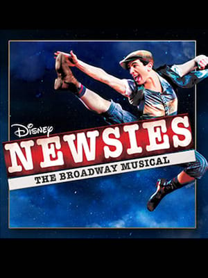 Newsies The Musical Poster