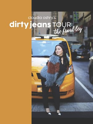 Claudia Oshry at Tarrytown Music Hall
