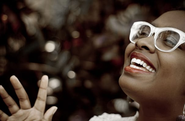 Cecile McLorin Salvant, Capitol Theatre, Salt Lake City