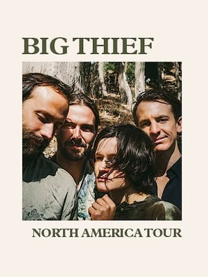 Big Thief at Moore Theatre