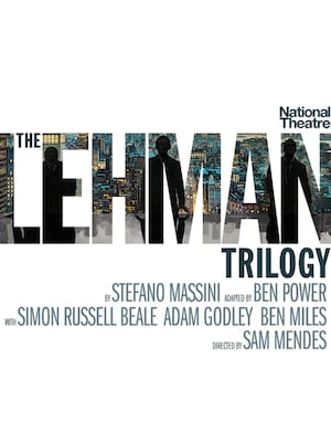 The Lehman Trilogy, Nederlander Theater, New York