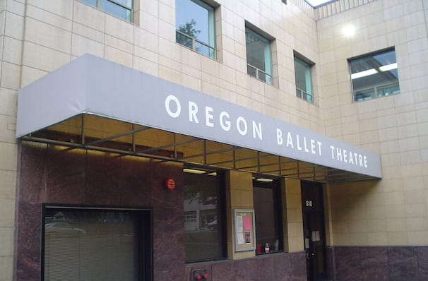 Oregon Ballet ROARS, Keller Auditorium, Portland