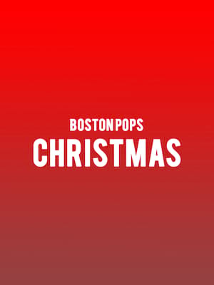 Boston Pops - Christmas at Providence Performing Arts Center
