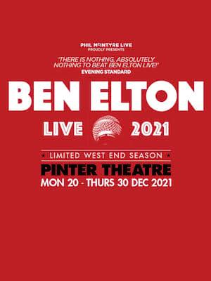 Ben Elton Poster