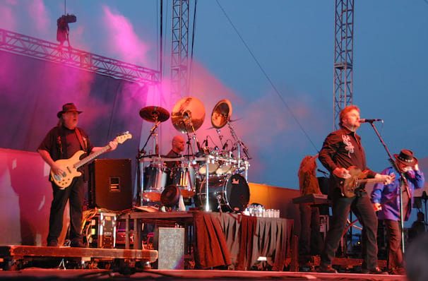 38 Special, Brown County Music Center, Bloomington