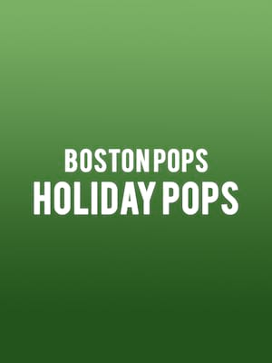 Boston Pops - Holiday Pops at Lowell Memorial Auditorium