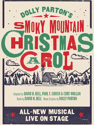 Dolly Partons Smoky Mountain Christmas Carol, Emerson Colonial Theater, Boston
