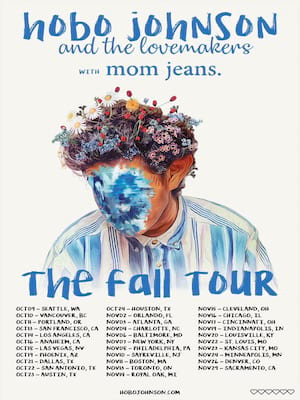 Hobo Johnson at Playstation Theater