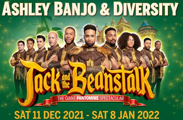 Jack And The Beanstalk, Kings Theatre, Glasgow