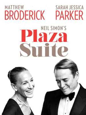 Plaza Suite, Hudson Theatre, New York