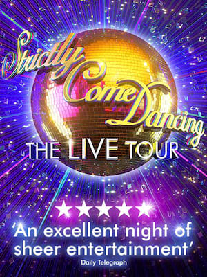 Strictly Come Dancing Live Poster