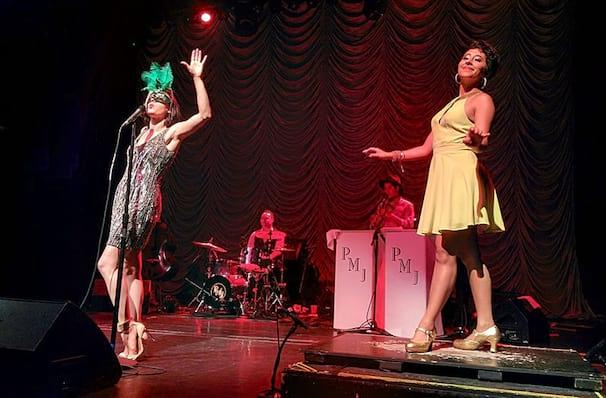 Postmodern Jukebox A Very Postmodern Christmas, Knight Theatre, Charlotte