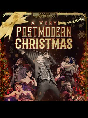 Postmodern Jukebox - A Very Postmodern Christmas Poster