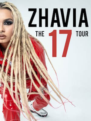 Zhavia at Cambridge Room at House of Blues Dallas