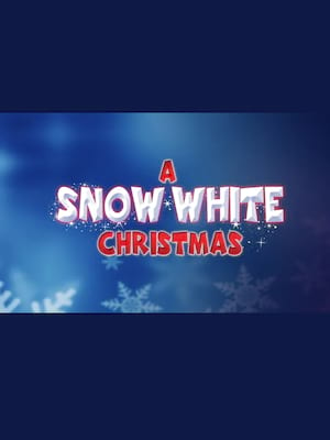 A Snow White Christmas Poster