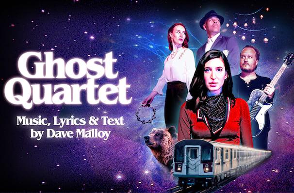 Ghost Quartet, Crows Theatre, Toronto