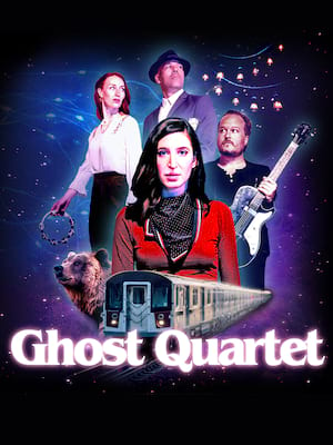 Ghost Quartet Poster