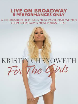 Kristin Chenoweth at Nederlander Theater