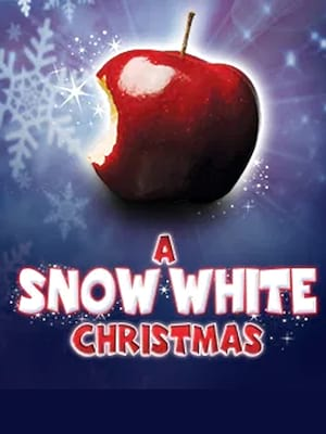 Snow White Christmas Poster