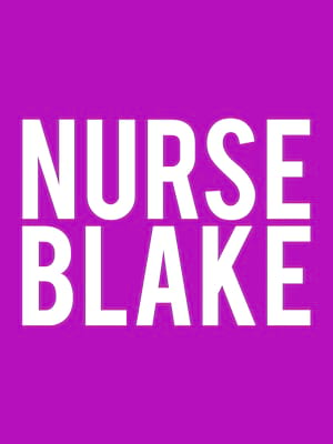 Nurse Blake at Carolina Theatre - Fletcher Hall