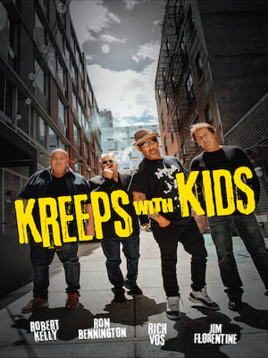 Kreeps With Kids Poster