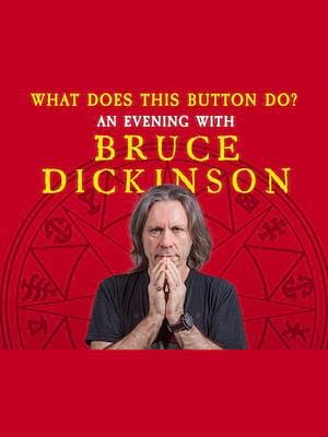 Bruce Dickinson Poster