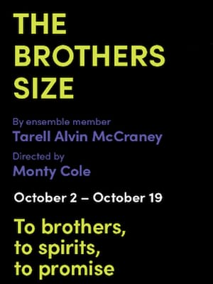 The Brothers Size Poster