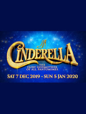 Cinderella, New Wimbledon Theatre, London