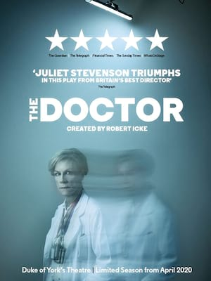 The Doctor at Duke of Yorks Theatre