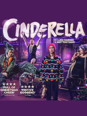 Cinderella at The Vaults