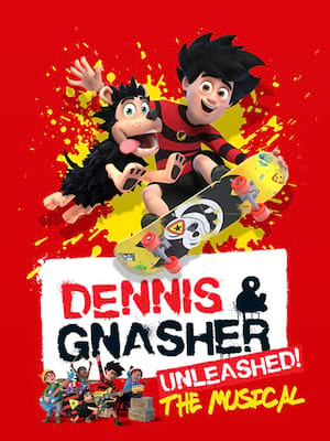 Dennis and Gnasher: Unleashed Poster