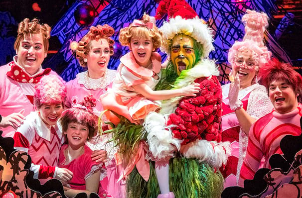 How the Grinch Stole Christmas, Alexandra Theatre, Birmingham