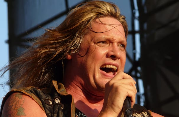 Sebastian Bach, The Ranch Concert Hall Saloon, Fort Myers