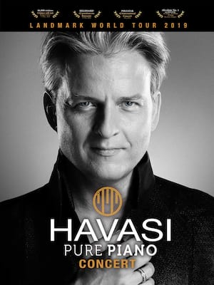 Havasi: Pure Piano at Town Hall Theater