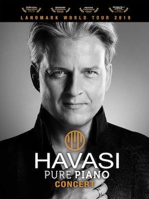 Havasi: Pure Piano Poster