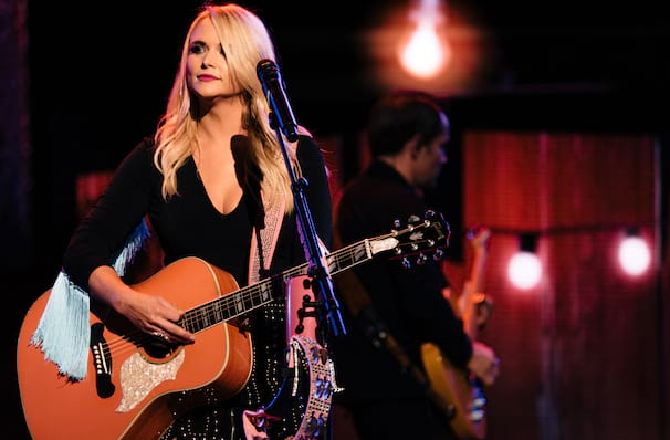 Miranda Lambert's one night visit to Ottawa