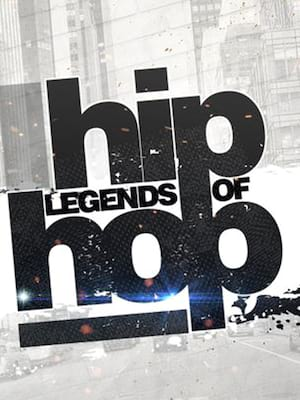 Legends of Hip Hop Poster