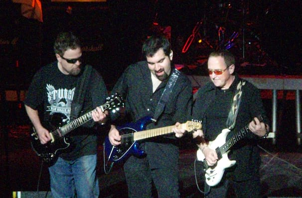 Blue Oyster Cult, US Cellular Center, Cedar Falls