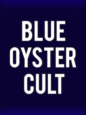 Blue Oyster Cult, Everett Theatre, Seattle