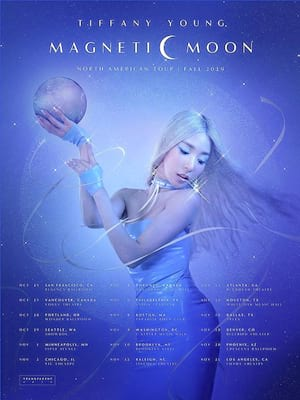 Tiffany Young, Showbox Theater, Seattle
