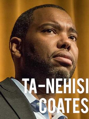 Ta-Nehisi Coates at Meyerhoff Symphony Hall
