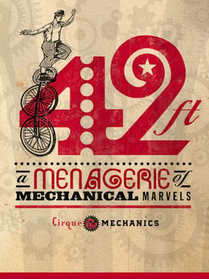 Cirque Mechanics Poster