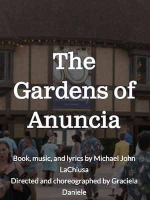 The Gardens of Anuncia Poster