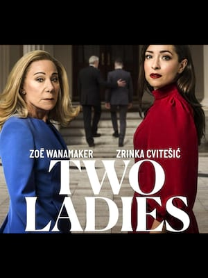 Two Ladies Poster