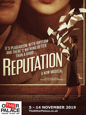 Reputation The Musical at The Other Palace