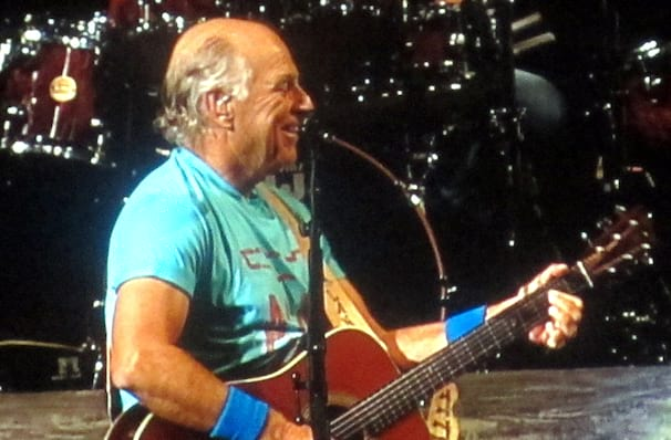 Just one chance to see Jimmy Buffett