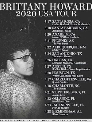 Brittany Howard Poster
