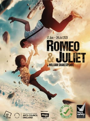 Romeo and Juliet at Open Air Theatre